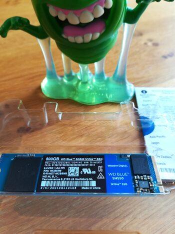 Western Digital Blue SN550 500 GB NVME Storage