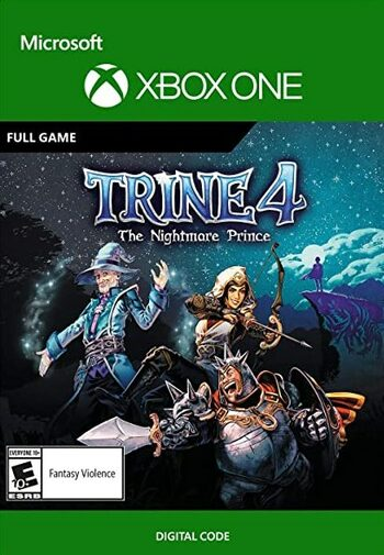 Trine 4: The Nightmare Prince (Xbox One) Xbox Live Key UNITED STATES