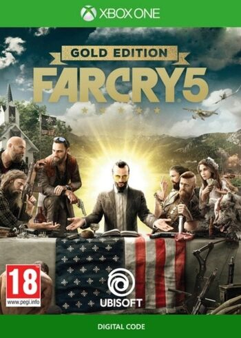 Far Cry 5 (Gold Edition) XBOX LIVE Key UNITED STATES