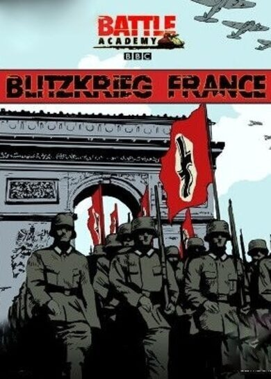 Battle Academy - Blitzkrieg France (DLC) Steam Key GLOBAL
