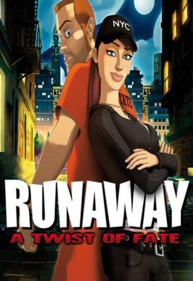 Runaway: A Twist of Fate Steam Key GLOBAL фото