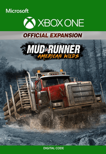 MudRunner - American Wilds Expansion (DLC) XBOX LIVE Key UNITED STATES