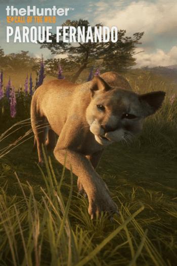 theHunter: Call of the Wild - Parque Fernando (DLC) (PC) Steam Key GLOBAL
