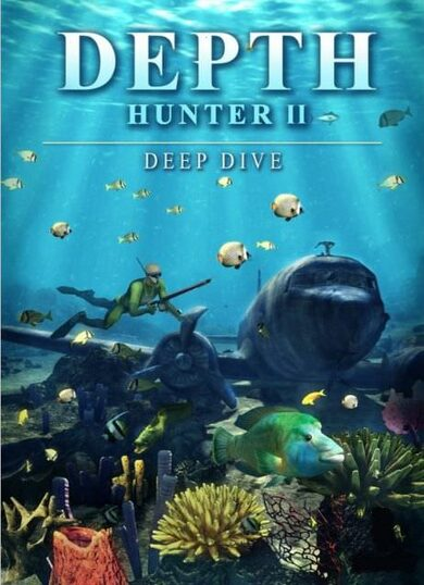 Depth Hunter 2: Deep Dive Steam Key GLOBAL