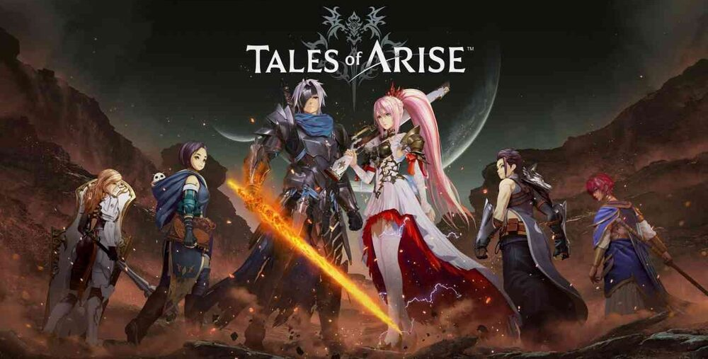 Tales of Arise Steam Key GLOBAL