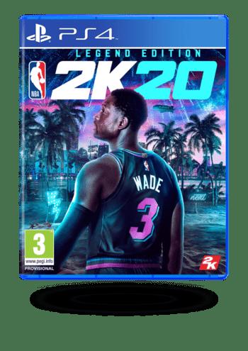 NBA 2K20 Legend Edition (NBA 2K20 Edición Leyenda) PlayStation 4