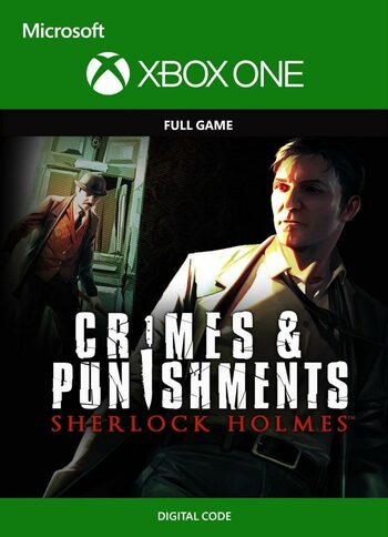 Sherlock Holmes: Crimes and Punishments Redux (Xbox One) Xbox Live Key UNITED STATES