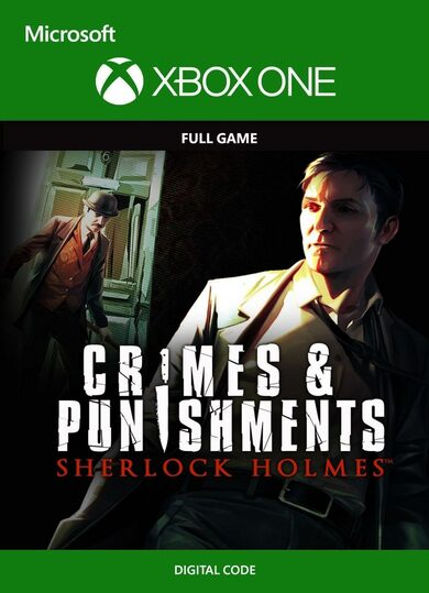 Sherlock Holmes Crimes and Punishments Redux Xbox One