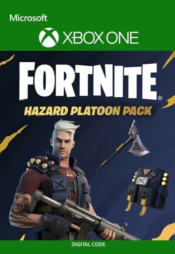 Fortnite - Hazard Platoon Pack + 600 V-Bucks XBOX LIVE Key UNITED STATES