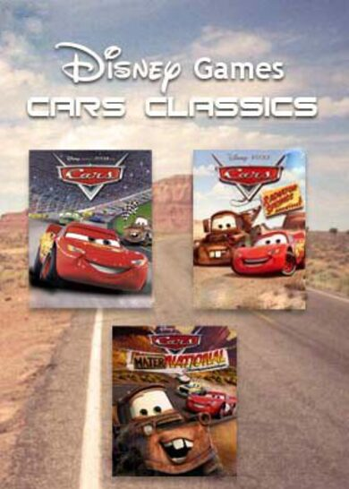 Disney Cars Classics Steam Key EUROPE