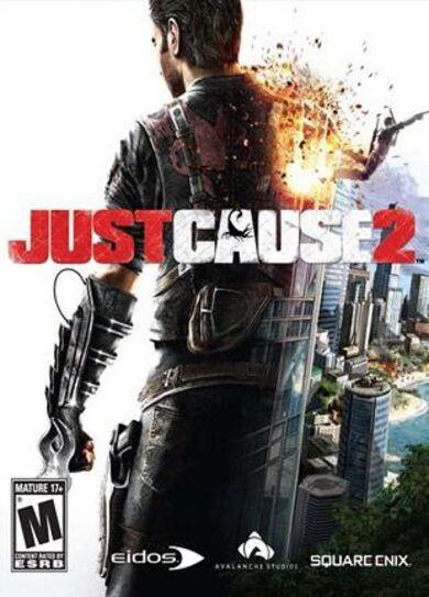 Just Cause 2 + 8 DLCs + Multiplayer Mod Steam Key GLOBAL