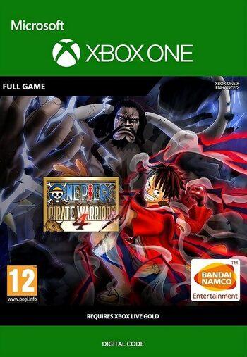 One Piece Pirate Warriors 4 (Xbox One) Xbox Live Key UNITED STATES