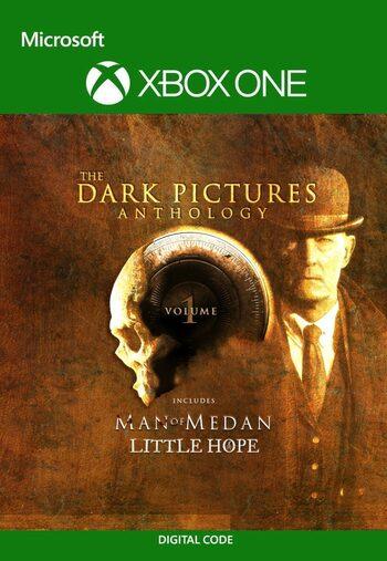 The Dark Pictures Anthology: Little Hope & Man of Medan Bundle XBOX LIVE Key UNITED STATES