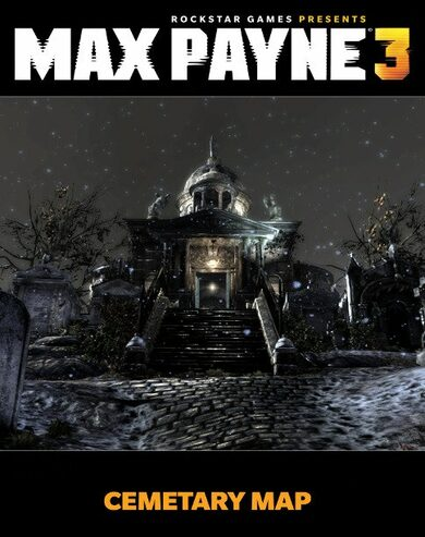 Max Payne 3 - Cemetery Multiplayer Pack (DLC) Steam Key EUROPE