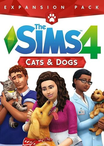 The Sims 4: Cats & Dogs (DLC) Origin Key GLOBAL