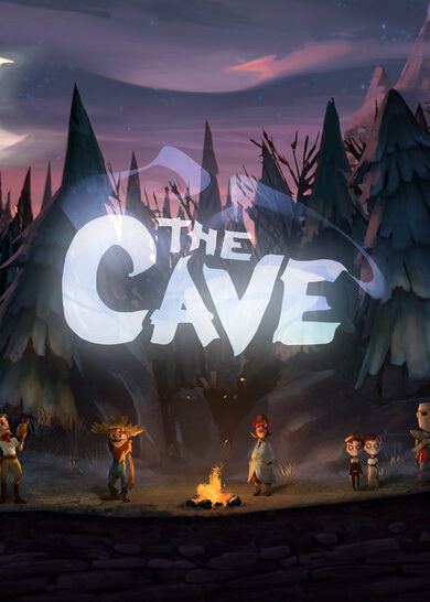 The Cave Steam Key GLOBAL