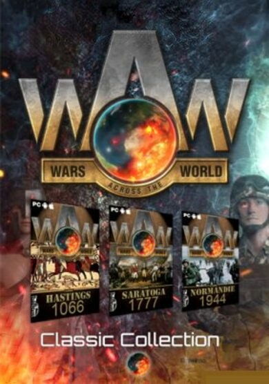 Wars Across The World (Classic Collection Pack) Steam Key EUROPE фото