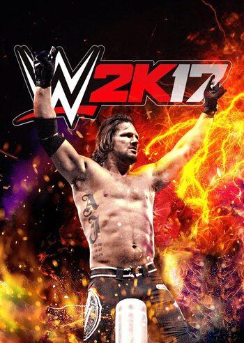 WWE 2K17 + Goldberg Pack (DLC) Steam Key EMEA
