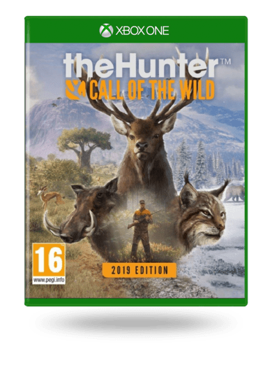 Comprar Thehunter Call Of The Wild 2019 Edition Xbox One Cd Ao Preco Mais Baixo Eneba