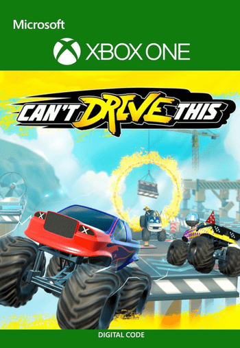 Can't Drive This XBOX LIVE Key UNITED STATES