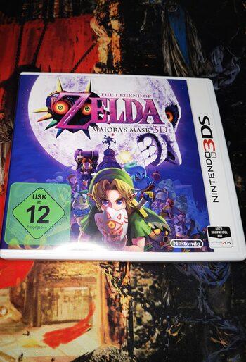The Legend of Zelda: Majora's Mask 3D Nintendo 3DS