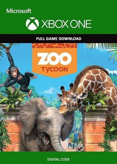 Zoo Tycoon (Xbox One) Xbox Live Key GLOBAL