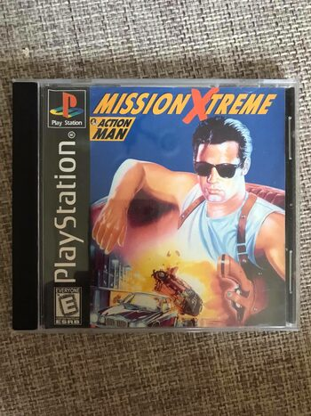 Action Man: Operation Extreme PlayStation
