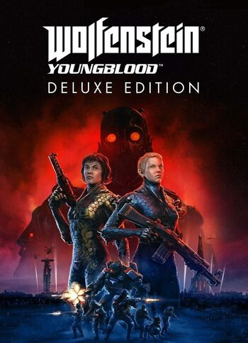 Wolfenstein: Youngblood - Deluxe Edition (uncut) Steam Key GLOBAL