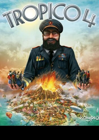Tropico 4: Plantador (DLC) Steam Key GLOBAL