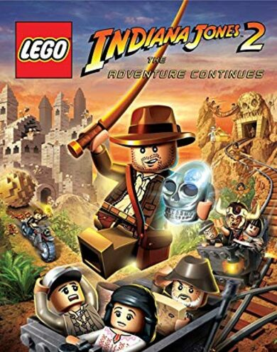 LEGO Indiana Jones: The Original Adventures Steam Key GLOBAL