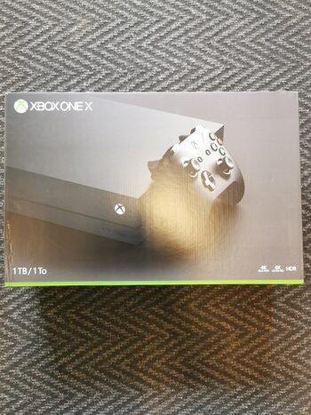 Xbox One X, Black, 1TB Kaip Nauja .