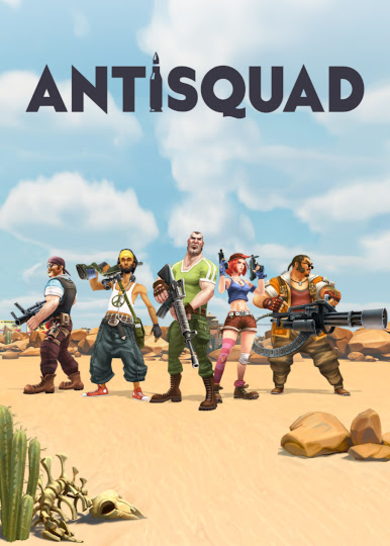 Antisquad Steam Key EUROPE