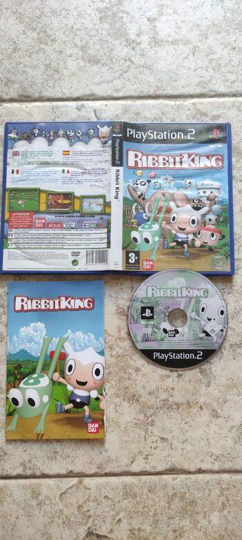 Ribbit King PlayStation 2