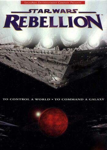 Star Wars: Rebellion Steam Key EUROPE