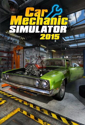 Car Mechanic Simulator 2015 Steam Key EUROPE