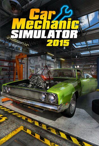 Car Mechanic Simulator 2015 Steam Key EUROPE