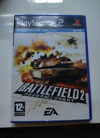 Battlefield 2: Modern Combat PlayStation 2