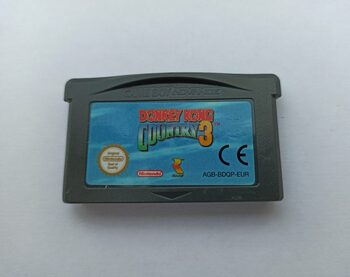 Donkey Kong Country 3: Dixie Kong's Double Trouble Game Boy Advance