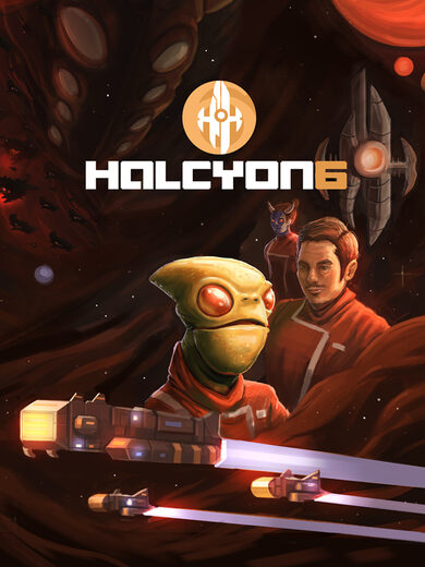 Halcyon 6: Starbase Commander (LIGHTSPEED EDITION) Steam Key GLOBAL
