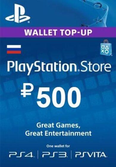 PlayStation Network Card 500 RUB (RU) PSN Key RUSSIA