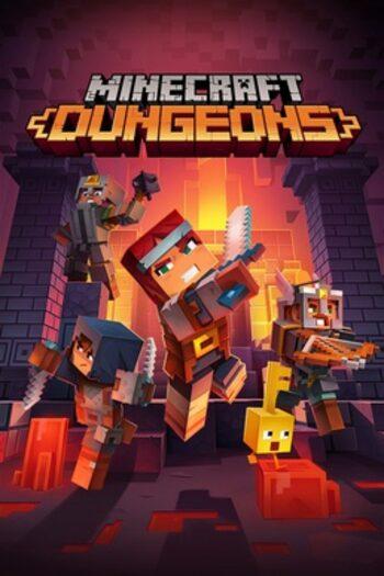 Minecraft Dungeons (Nintendo Switch) eShop Key UNITED STATES