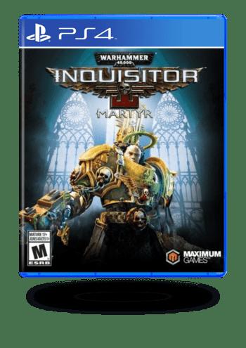 Warhammer 40,000: Inquisitor - Martyr PlayStation 4