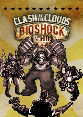 BioShock Infinite - Clash in the Clouds (DLC) Steam Key GLOBAL