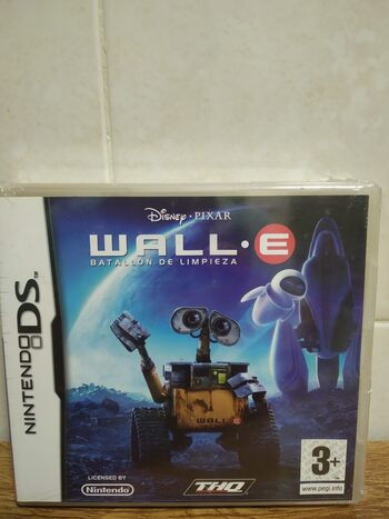 WALL-E: The Video Game Nintendo DS