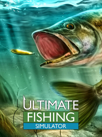 Ultimate Fishing Simulator Steam Key GLOBAL