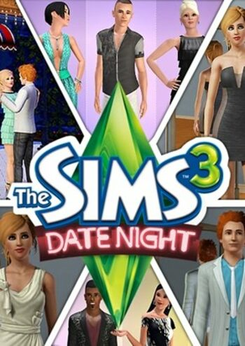 The Sims 3: Date Night (DLC) Origin Key GLOBAL