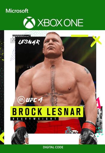 UFC 4 - Brock Lesnar (DLC) XBOX LIVE Key EUROPE