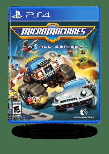 Micro Machines World Series PlayStation 4