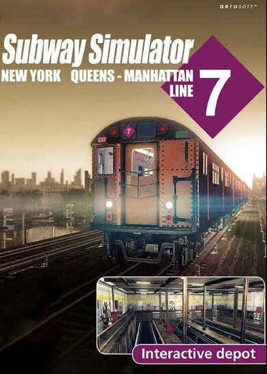 World of Subways 4 – New York Line 7 Steam Key GLOBAL