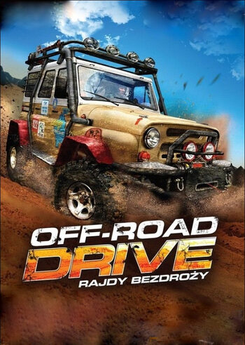 Off-Road Drive Steam Key GLOBAL